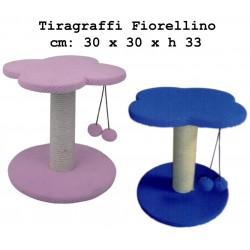 Tiragraffi Fiorellino per gatto