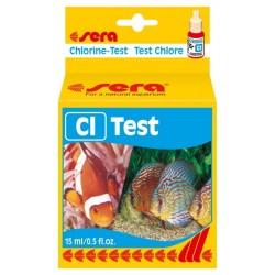 Sera CL test misurazione cloro per acquario 45 test