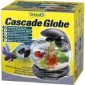 acquario Tetra Cascade Globe 6,8 litri Nero