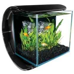 Tetra Silhouette Acquario 12 litri Completo di Filtro Luce Led