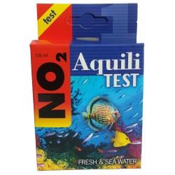 Aquili Test NO2 36 misurazioni nitriti per acquario