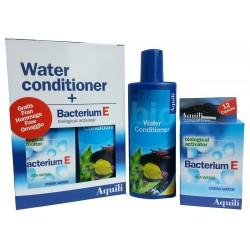 Aquili Biocondizionatore 250 ml + Bacterium E per Acquario