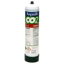 Aquili Ricambio Bombola CO2 usa e getta 600gr 10x1