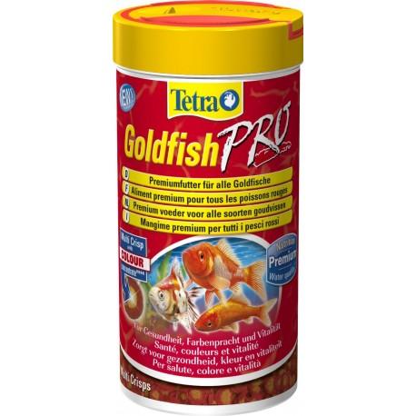 Tetra GoldFish Pro 250ml 52gr ex Goldfish Crisp Mangime per Pesci Rossi