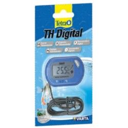 Tetra TH Digital Thermometer Termometro digitale con Sonda per Acquario