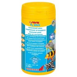 Sera O2 plus 260g ossigeno in polvere per pesci acquario