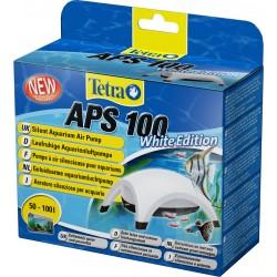 Tetra aps 100 Bianco aeratore per acquario 50-100 lt max