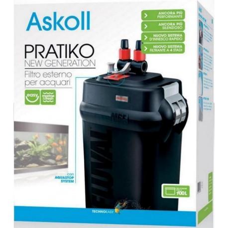 Askoll Pratiko 100 New Generation Filtro Esterno per Acquario