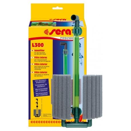 SERA filtro L 300 Filtro Interno ad Aria max 300 lt per Acquario