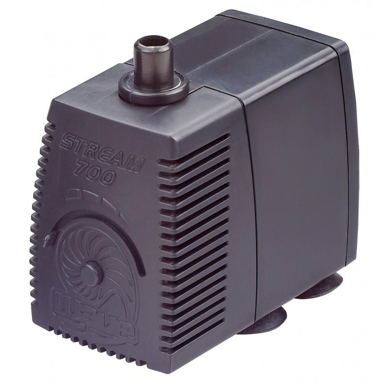 Amtra pompa stream 700 l h per filtro acquario for Pompa per acquario tartarughe