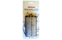 Ricambio cartuccia Carbone filtro Niagara 250 per acquario