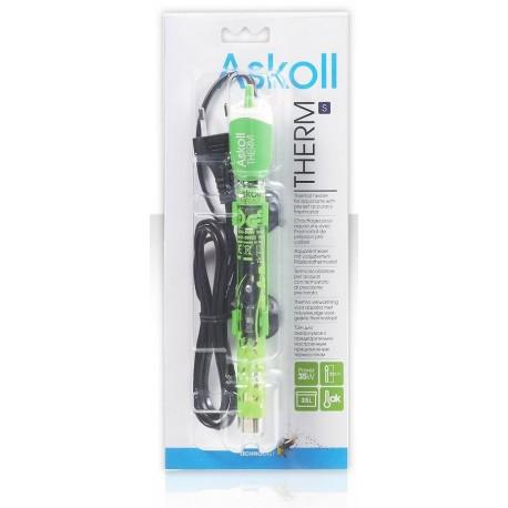 Riscaldatore Askoll Therm S 35W per acquario