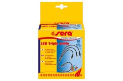 Sera LED Triple Cable per collegamento fino a 3 tubi a led