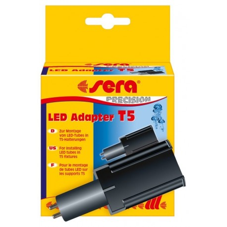 Sera LED Adapter T5 / T8 per sostituzione neon con LED Sera