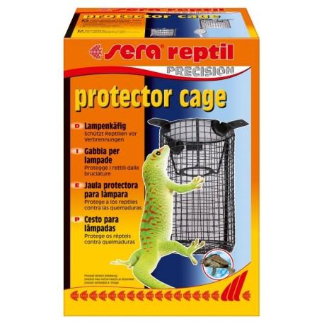 Sera Reptil Protector Cage Gabbia di Protezione per Lampade Rettili
