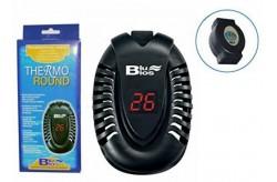 Blu Bios Thermo Round 25 watt Riscaldatore con termometro per Acquario
