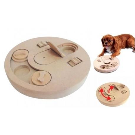 Smart Toy Flip Gioco istruttivo in legno per cani