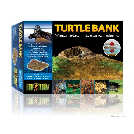 Exo Terra Turtle Bank Small isola galleggiante PT3800