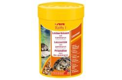 SERA Raffy I 100 ml 12g Mangime in Gamberetti per Tartarughe Carnivore
