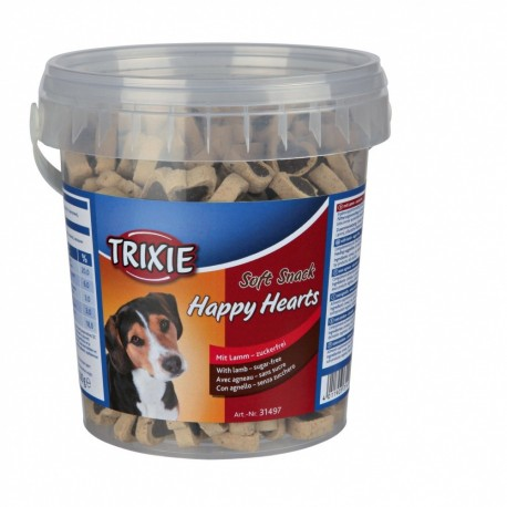 Trixie Soft Snack Happy Hearts 500 gr cod.31497