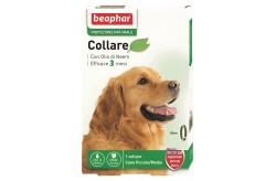 Beaphar Collare 65 cm Protezione Naturale - Antiparassitario per Cane Taglia Piccola e Media