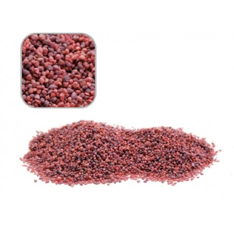 Fondo quarzo Rosa 5 kg per acquario