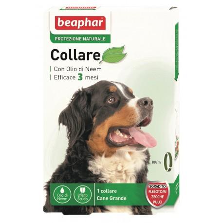 Collare Beaphar 80 cm Protezione Naturale - Antiparassitari per Cane Taglia Grande