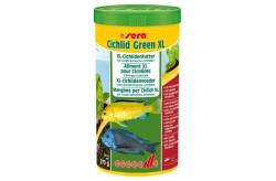 Sera Cichlid Green XL 1000ml granuli con spirulina