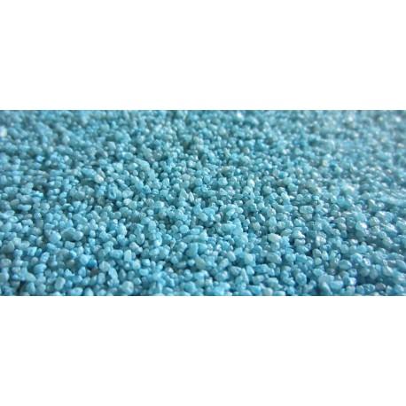 Fondo quarzo azzurro 5 kg per acquario