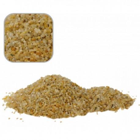 Sabbia Ghiaia Rosella 5kg fondo per acquario