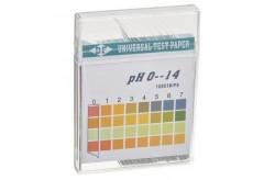 Aquili Test 100 strisce Misurazione PH 0 - 14 per acquario