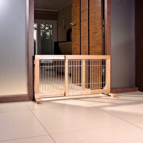 Trixie Barriera Cancelletto Regolabile in Legno per Cane cod. 3944