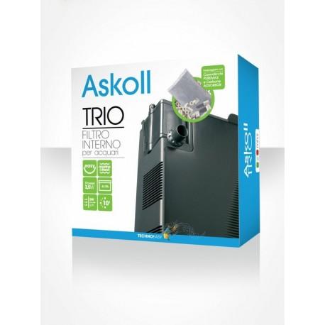 Askoll Trio Filtro interno per acquari 70 lt