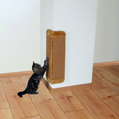 Trixie tiragraffi tavoletta per angoli Marrone per gatto 32x60 cm cod 43431