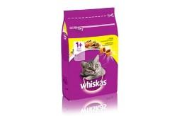 Whiskas 1+ Croccantini con Pollo 350 gr croccantini per gatto