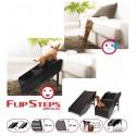 Flip Steps 2 in 1 rampa e scala per cani fino a 27 kg