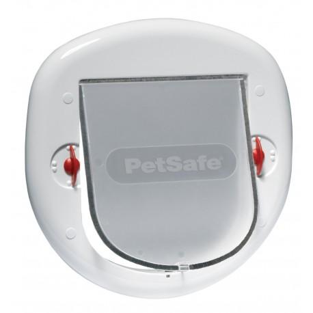 Gattaiola Staywell 280 colore bianco BIG CAT 4 funzioni per vetro o finestre