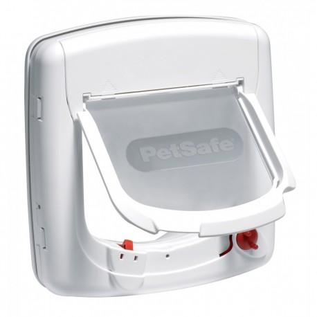 Pet Safe Staywell 500 Porta Basculante per Vetro ad Infrarossi per Gatti