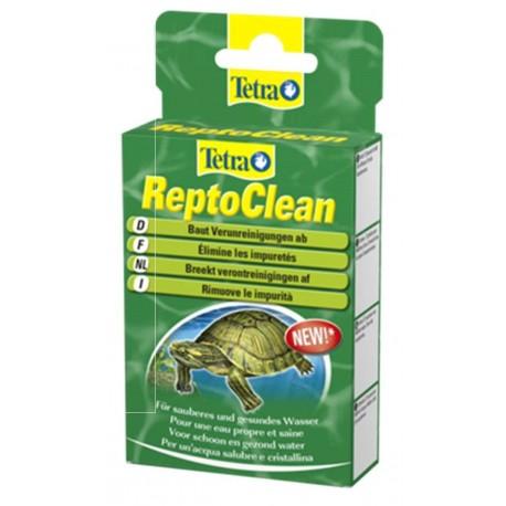 Tetra ReptoClean 12 capsule per 480lt Pulizia acqua Terrario