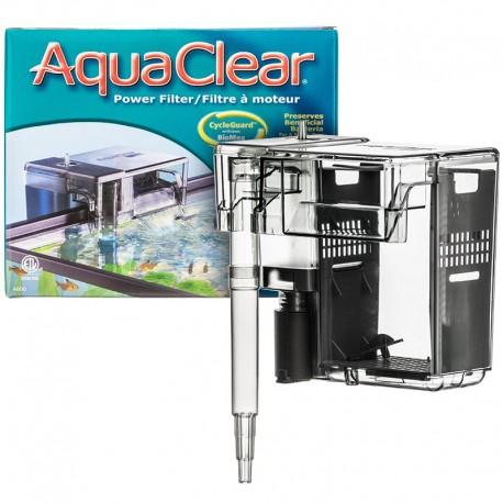 Askoll Aqua Clear Mini Filtro Esterno a Cascata per Acquario fino a 75 litri