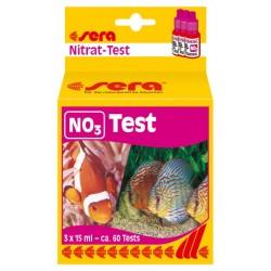 Sera NO3 Test Misurazione Nitrati per Acquario 60 test